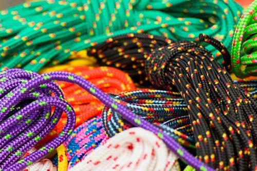 انواع طناب نخی